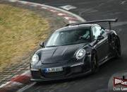 What Is the Porsche 911 GT3 RS Doing Back on the Nurburgring? - image 636899