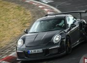 What Is the Porsche 911 GT3 RS Doing Back on the Nurburgring? - image 636901