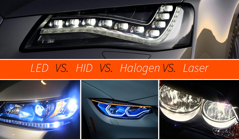 What Kind Of Headlights Are Best?