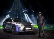 will-i-am And Lexus Create A Laser And Sound Spectacular - image 638502