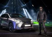 will-i-am And Lexus Create A Laser And Sound Spectacular - image 638506