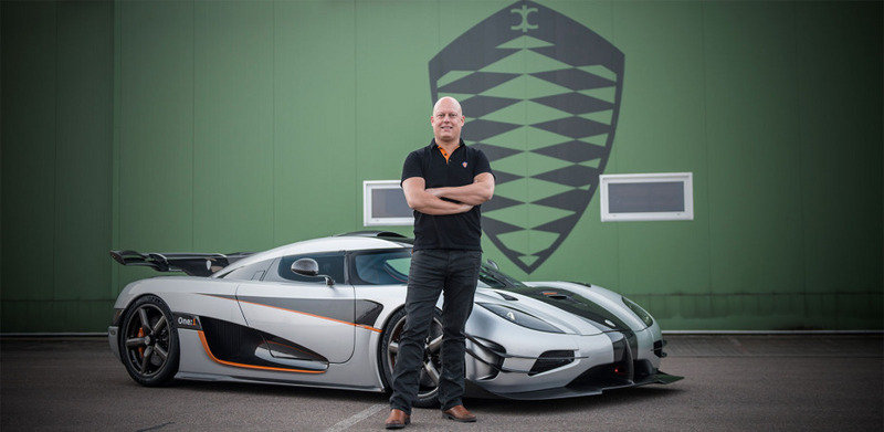 You Can Now Ask Christian von Koenigsegg Anything You Want
