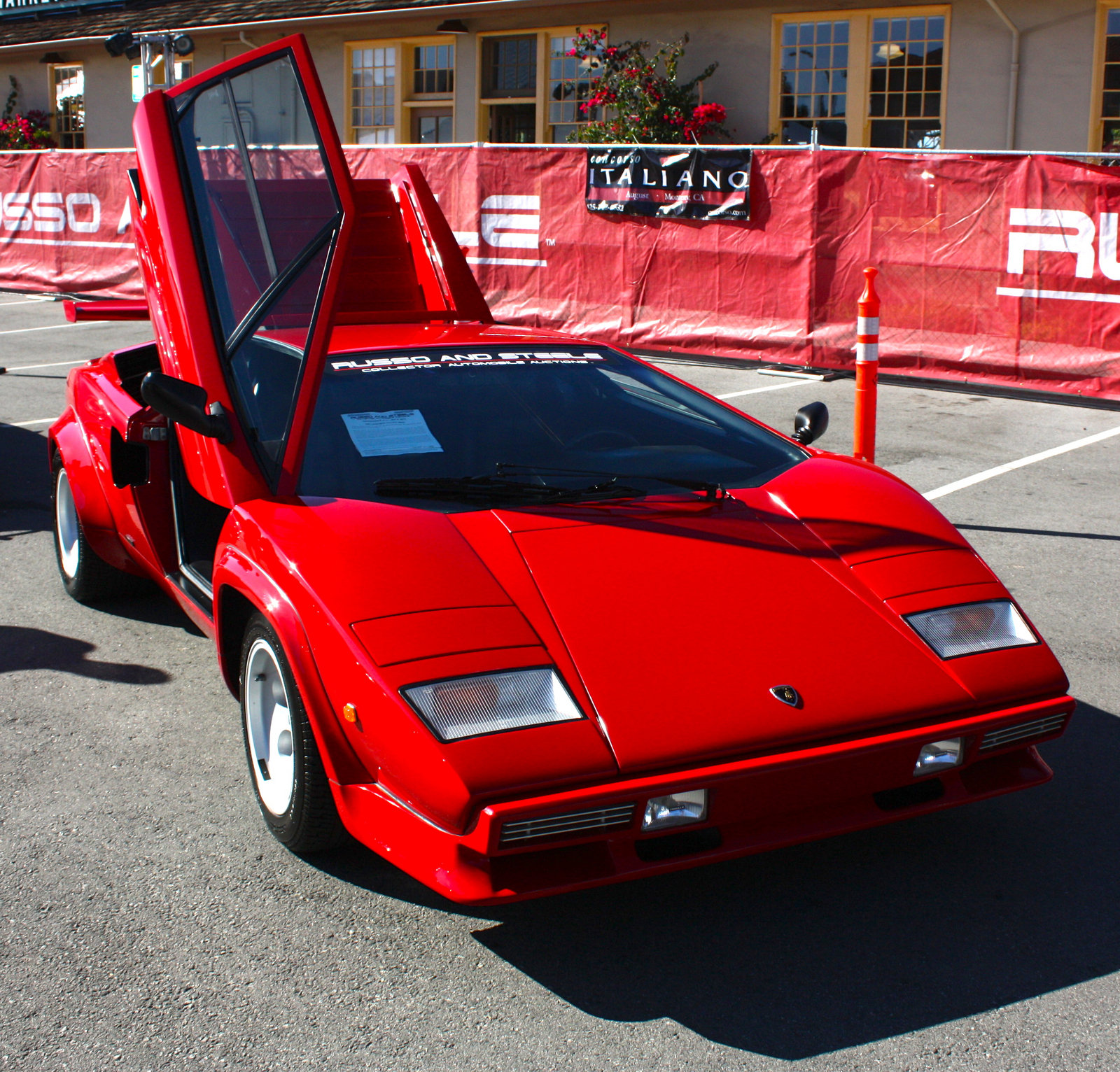 1973 1990 Lamborghini Countach Picture 643770 Car