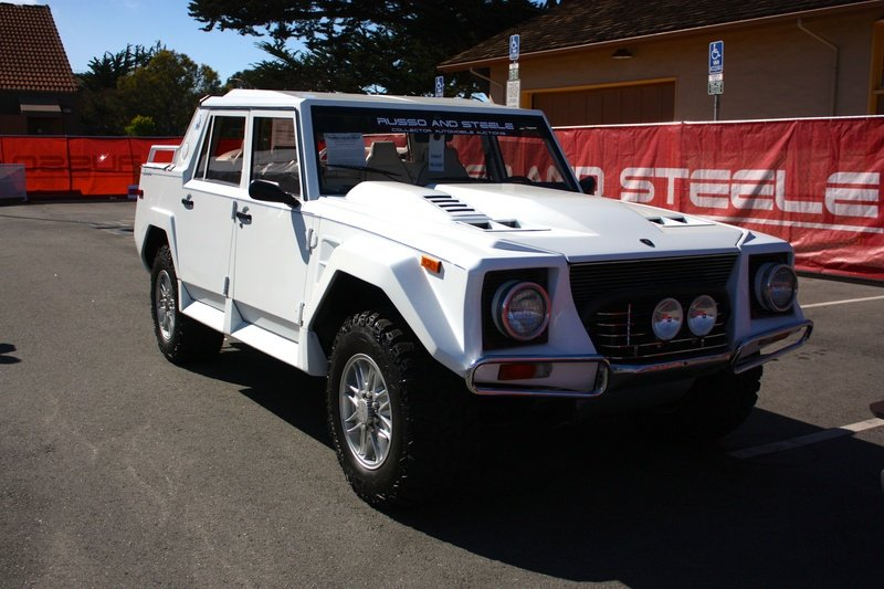 Is Lamborghini Planning To Resuscitate The Iconic 1986 LM002? High Resolution - image 643779