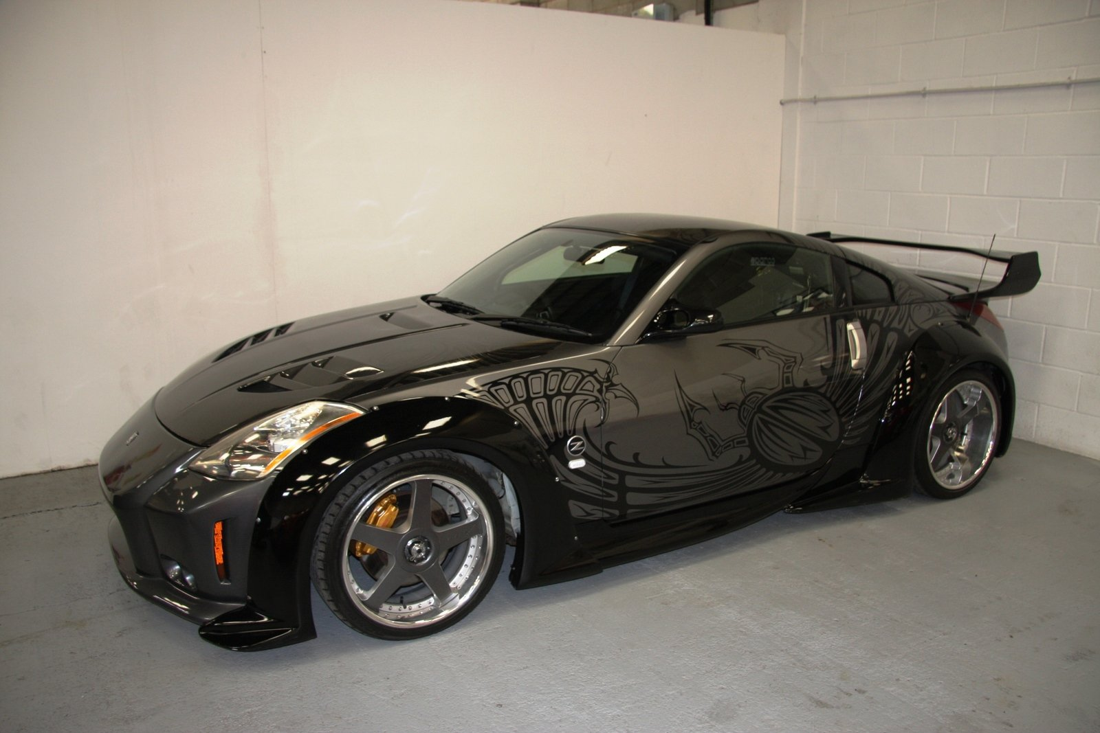 2003 nissan 350z tokyo drift picture 639207 car review. Black Bedroom Furniture Sets. Home Design Ideas
