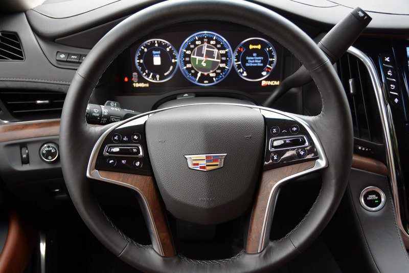 2015 Cadillac Escalade - Driven High Resolution Interior Test drive - image 640098