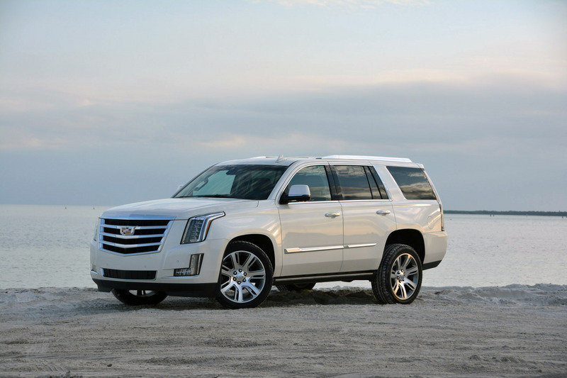 2015 Cadillac Escalade - Driven High Resolution Exterior Test drive Wallpaper quality - image 640083