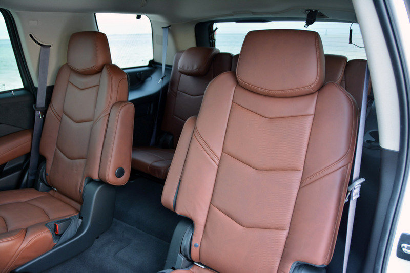 2015 Cadillac Escalade - Driven High Resolution Interior Test drive - image 640114