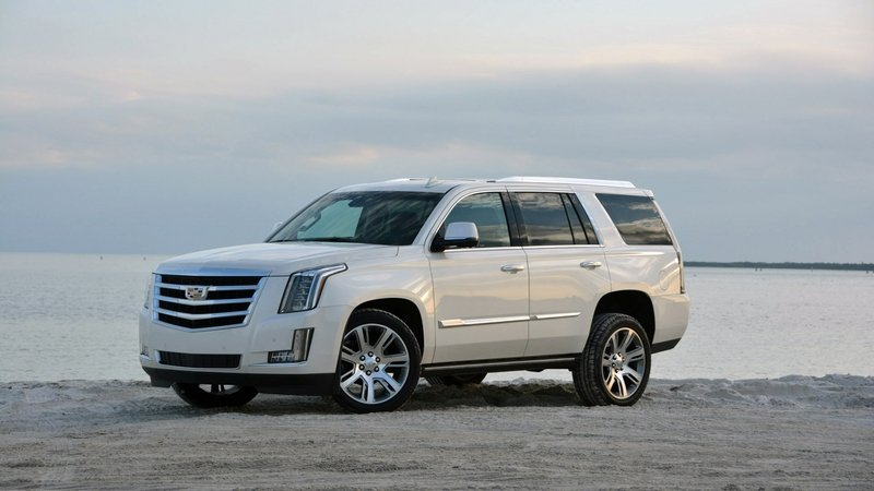 2015 Cadillac Escalade - Driven