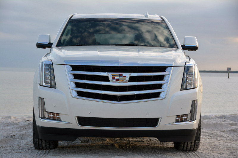 2015 Cadillac Escalade - Driven High Resolution Exterior Test drive - image 640086