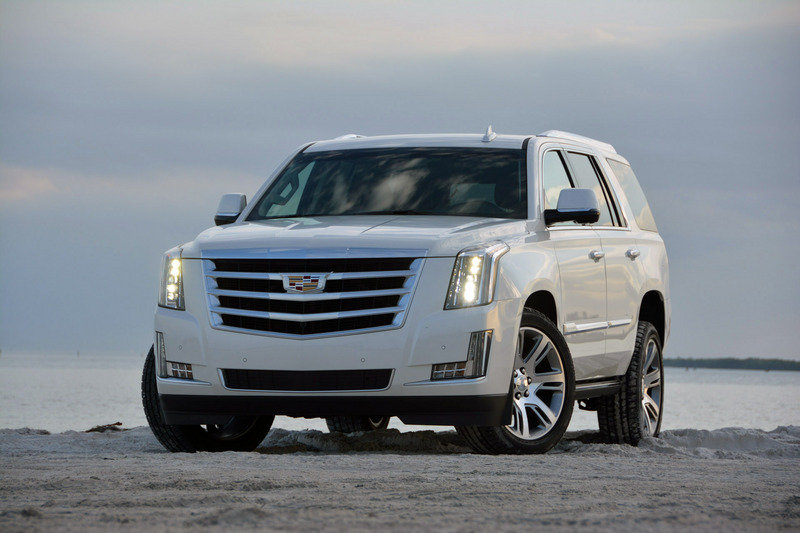 2015 Cadillac Escalade - Driven High Resolution Exterior Test drive - image 640082