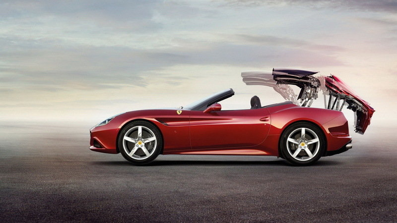 Next Ferrari California Could be More Track-Focused