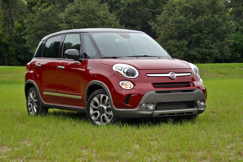 2015 Fiat 500L - Driven High Resolution Exterior - image 643233