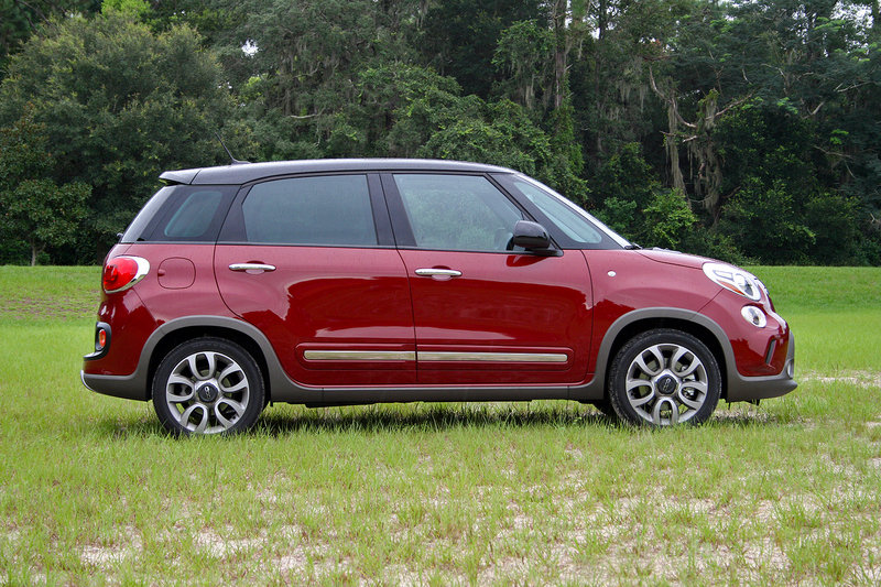 2015 Fiat 500L - Driven High Resolution Exterior - image 643235