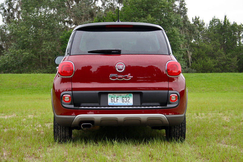 2015 Fiat 500L - Driven High Resolution Exterior - image 643237