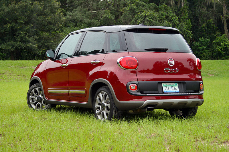 2015 Fiat 500L - Driven High Resolution Exterior - image 643238
