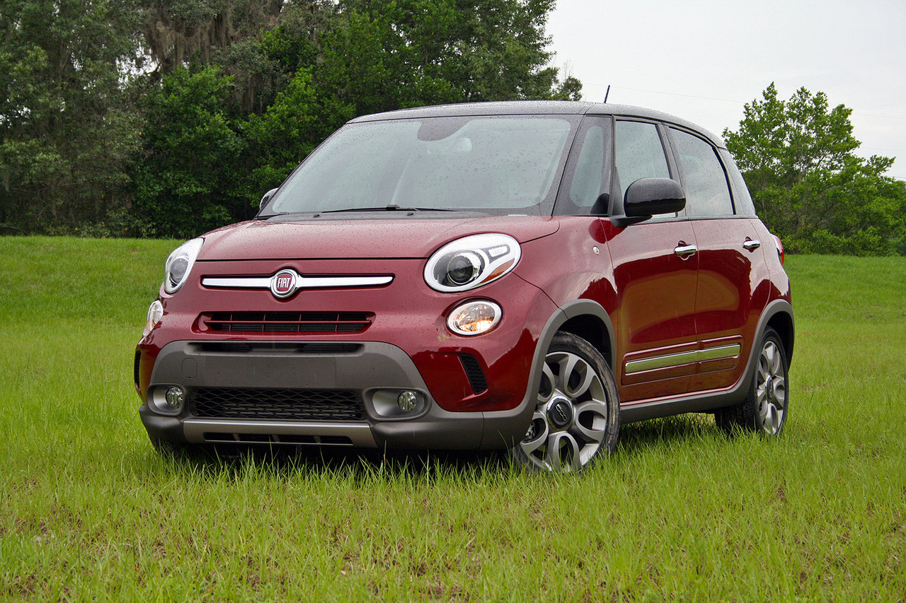 2015 fiat 500l driven picture 643240 car review top speed. Black Bedroom Furniture Sets. Home Design Ideas