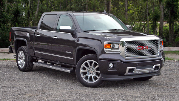 2015 gmc sierra 1500 denali driven truck review top. Black Bedroom Furniture Sets. Home Design Ideas