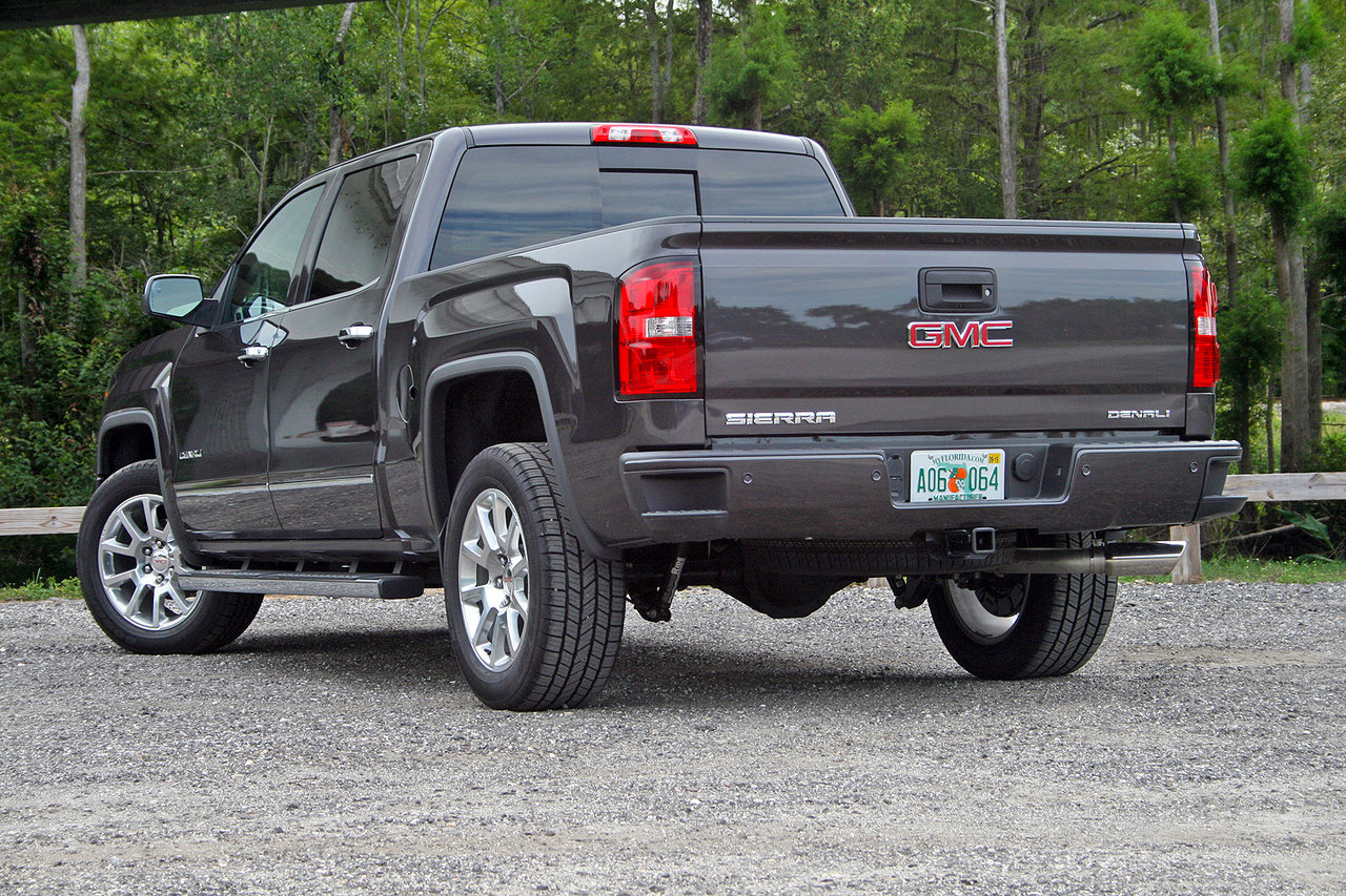 2015 gmc sierra 1500 denali driven picture 642589 truck review top speed. Black Bedroom Furniture Sets. Home Design Ideas