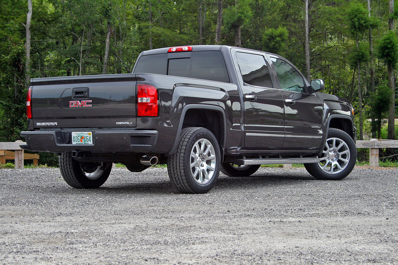 2015 gmc sierra 1500 dena 8. Black Bedroom Furniture Sets. Home Design Ideas