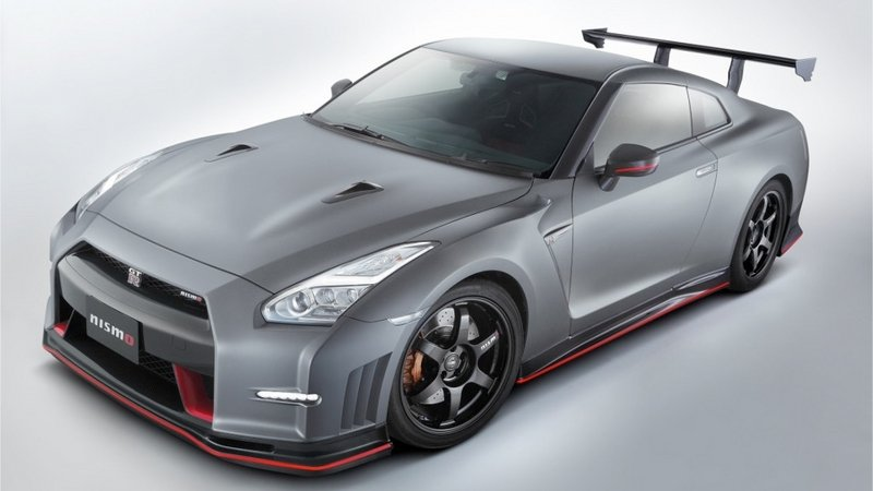 Populaire 2015 Nissan GT-R Nismo N Attack Package Review - Top Speed XA47