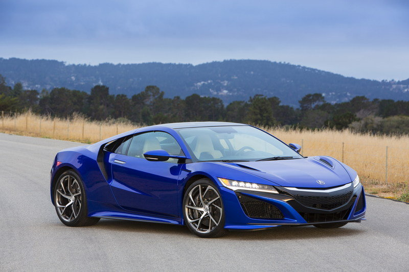 2016 Acura NSX High Resolution Exterior - image 640472