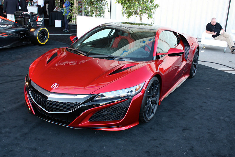 2016 Acura NSX High Resolution Exterior - image 643651