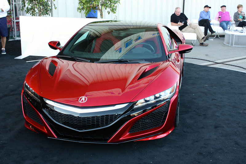 2016 Acura NSX High Resolution Exterior - image 643653