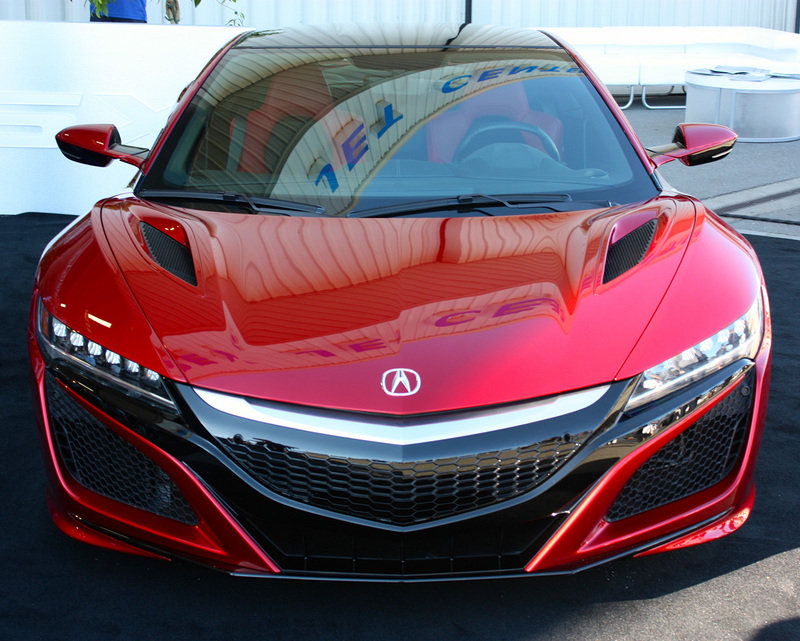 2016 Acura NSX High Resolution Exterior - image 643657