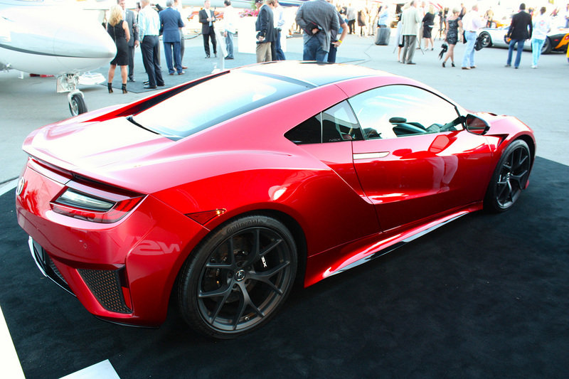 2016 Acura NSX High Resolution Exterior - image 643666