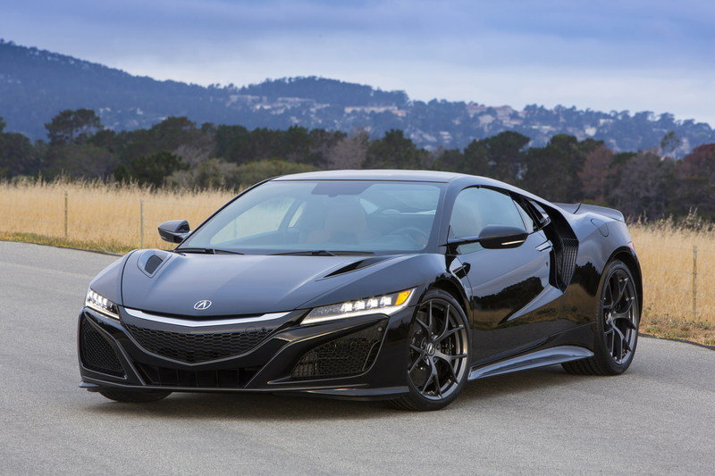 2016 Acura NSX High Resolution Exterior - image 640464
