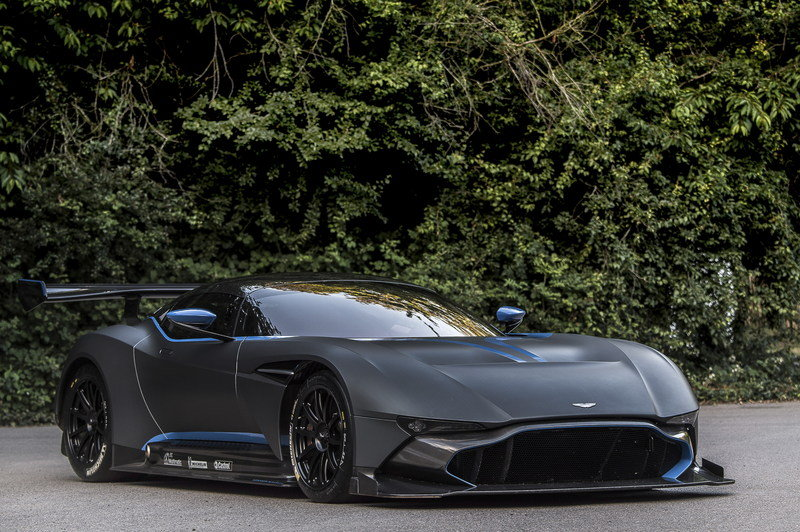 2016 Aston Martin Vulcan High Resolution Exterior Wallpaper quality - image 639230