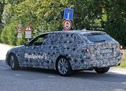 2016 BMW 5 Series Touring Caught Testing Again: Spy Shots - image 638986