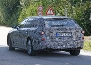 2016 BMW 5 Series Touring Caught Testing Again: Spy Shots - image 638987