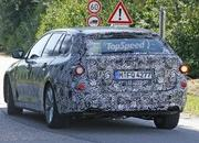 2016 BMW 5 Series Touring Caught Testing Again: Spy Shots - image 638988