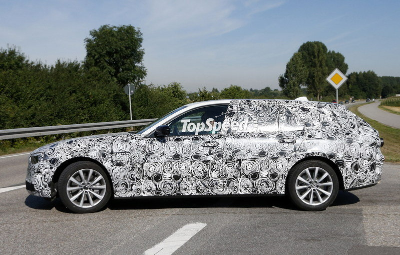 2016 BMW 5 Series Touring Caught Testing Again: Spy Shots Exterior Spyshots - image 638978