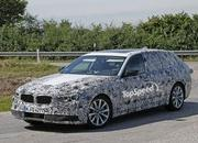 2016 BMW 5 Series Touring Caught Testing Again: Spy Shots - image 638982