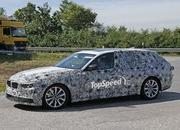 2016 BMW 5 Series Touring Caught Testing Again: Spy Shots - image 638983