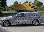 2016 BMW 5 Series Touring Caught Testing Again: Spy Shots - image 638984