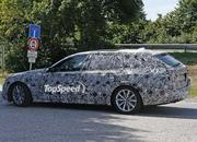 2016 BMW 5 Series Touring Caught Testing Again: Spy Shots - image 638985