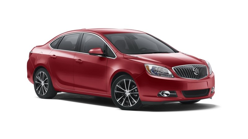 Buick Verano To Be Dropped In The U.S. Market