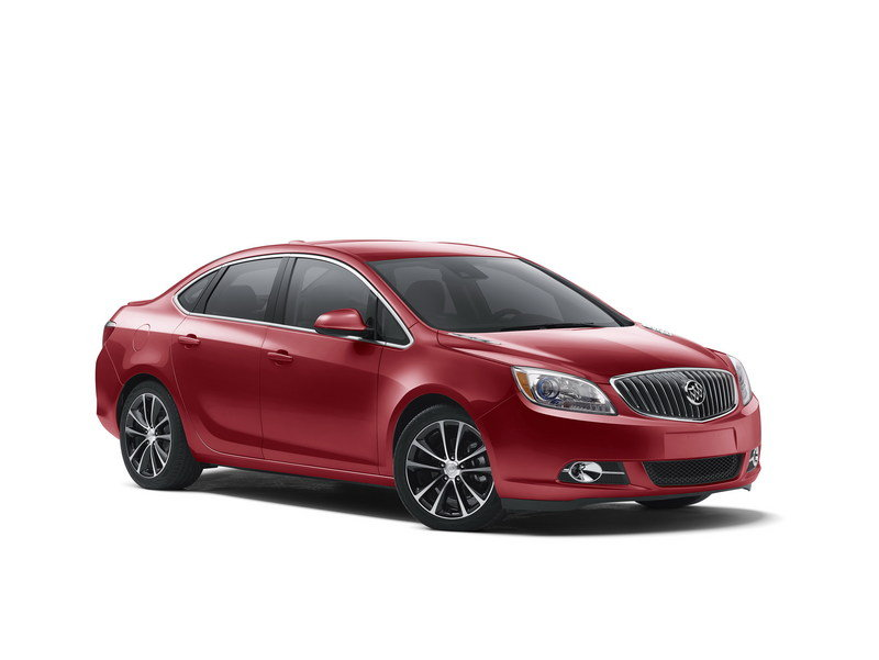 2016 Buick Verano High Resolution Exterior - image 640128