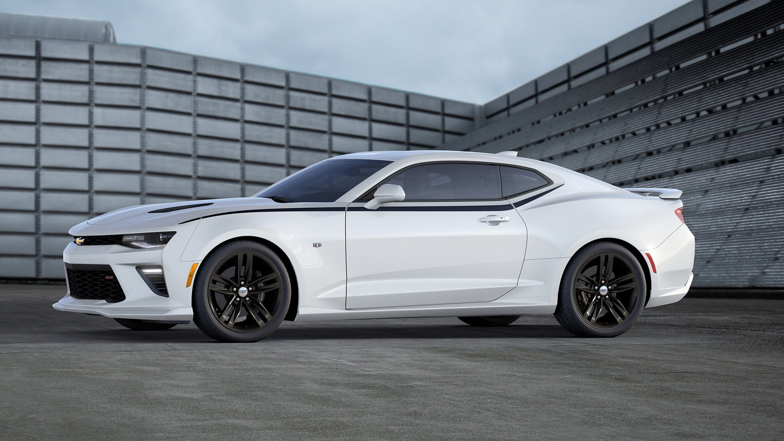 2016 chevy camaro gets official pricing and online for Online visualizer