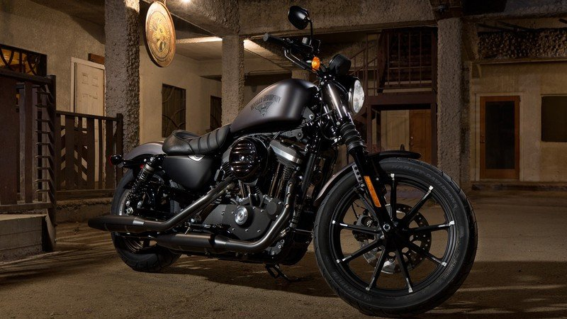 2016 - 2018 Harley-Davidson Iron 883 Wallpaper quality - image 643424