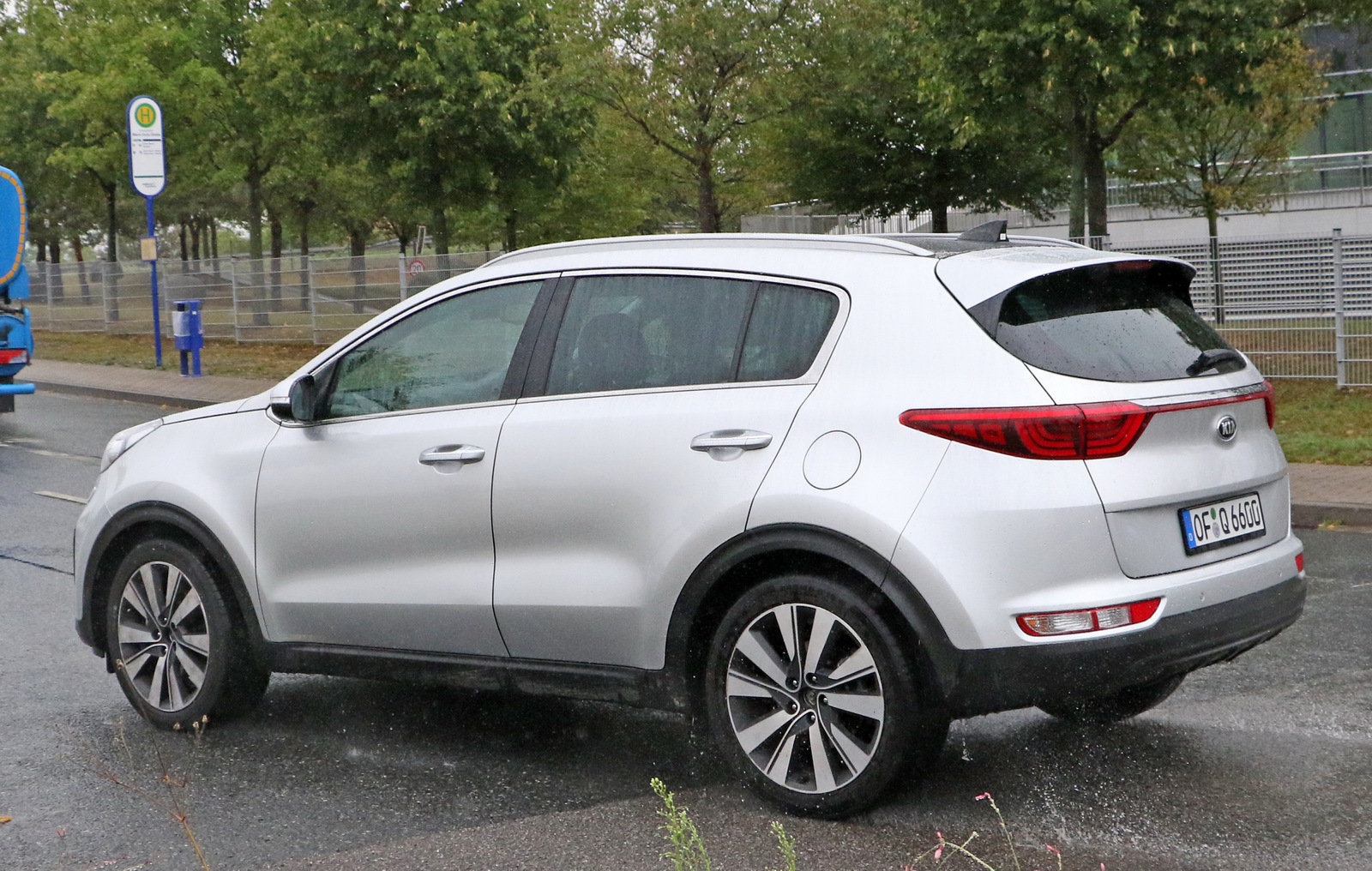 Excellent 2017 Kia Sportage  Picture 643434  Car Review  Top Speed