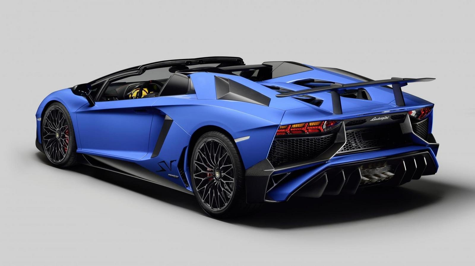 2016 lamborghini aventador sv roadster picture 640485 car review top speed. Black Bedroom Furniture Sets. Home Design Ideas