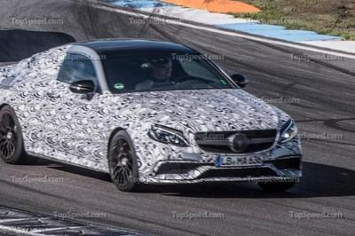 2016 - 2022 Mercedes-AMG C63 Coupe