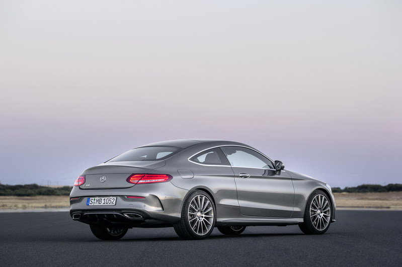 2017 Mercedes-Benz C-Class Coupe High Resolution Exterior - image 640354