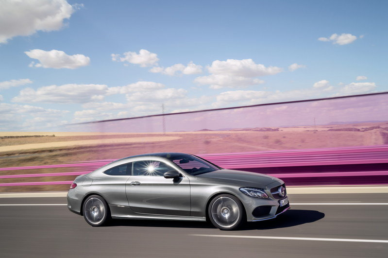 2017 Mercedes-Benz C-Class Coupe High Resolution Exterior - image 640357