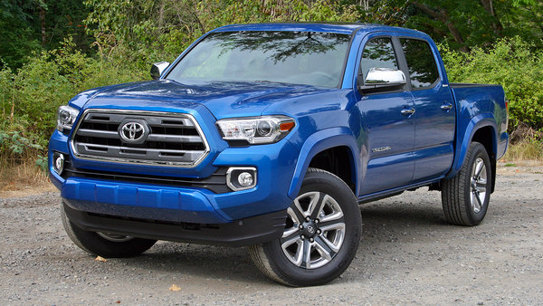 2016 Toyota Tacoma - First Drive Review - Top Speed